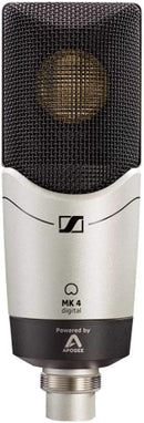 Sennheiser MK 4 Digital Large Diaphragm Mic - PSSL ProSound and Stage Lighting