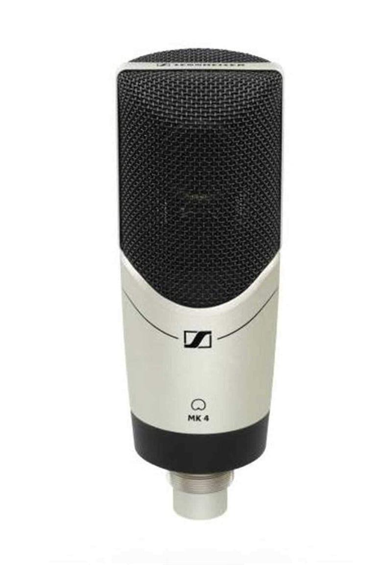 Sennheiser MK4 Large Diaphragm Studio Microphone - PSSL ProSound and Stage Lighting