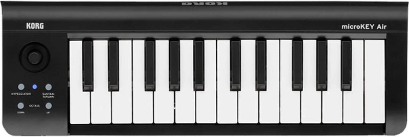 Korg microKEY Air 25-Key USB Keyboard Controller - PSSL ProSound and Stage Lighting