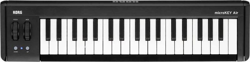 Korg microKEY Air 37-Key USB Keyboard Controller - PSSL ProSound and Stage Lighting