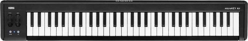 Korg microKEY Air 61-Key USB Keyboard Controller - PSSL ProSound and Stage Lighting