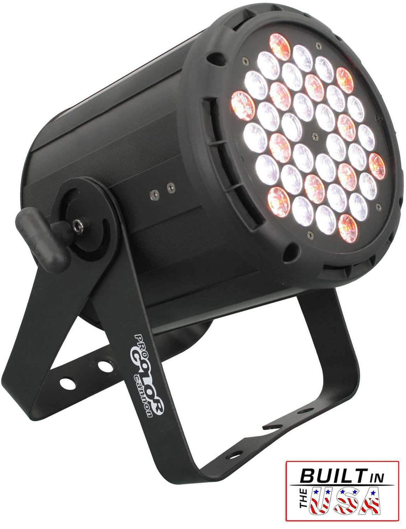 Mega Lite Pro Color Cannon WWA LED Light - PSSL ProSound and Stage Lighting