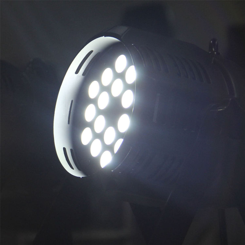 Mega Lite Unicolor CM5 Cool White 18x 5W LED Wash - PSSL ProSound and Stage Lighting