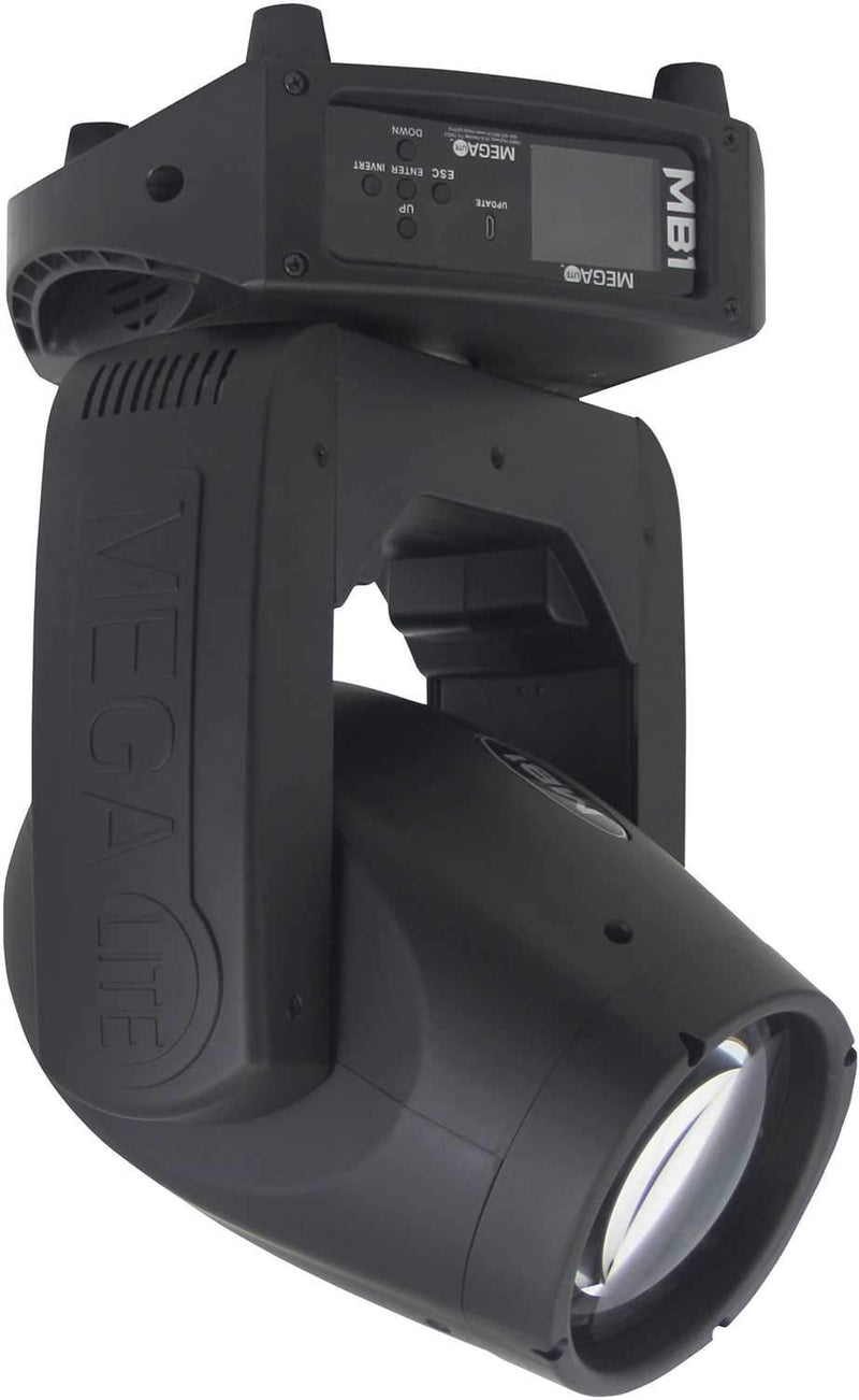 Mega Lite MB1 80W LED Beam Moving Head Fixture - PSSL ProSound and Stage Lighting