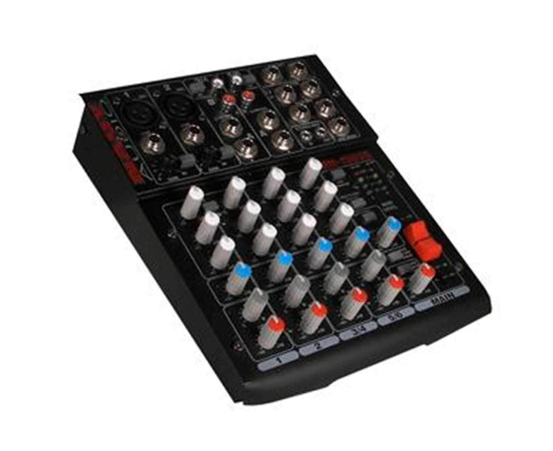 Nady MM-15USB 15 Input Mini USB Mixer - PSSL ProSound and Stage Lighting