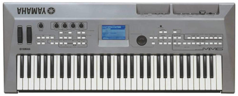 Yamaha MM6 Mini Mo 61-Key Synth Workstation - PSSL ProSound and Stage Lighting