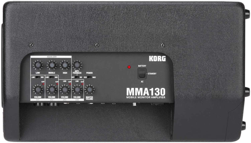 Korg MMA130 Mobile Powered Monitor - PSSL ProSound and Stage Lighting