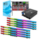 Chauvet Epix Strip & Arkaos Media Master Exp Pack - PSSL ProSound and Stage Lighting