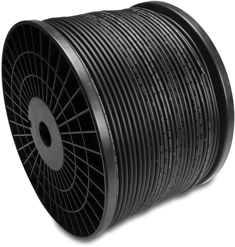Hosa MMK Bulk 24AWGx2 OFC Mic Cable Spool 1000ft - PSSL ProSound and Stage Lighting