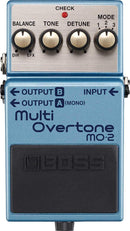 Boss MO-2 Multi Overtone Pedal - PSSL ProSound and Stage Lighting