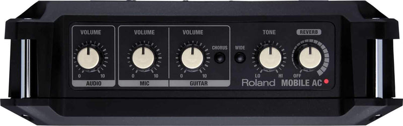 Roland MOBILE-AC Battery Power Portable Guitar Amp - PSSL ProSound and Stage Lighting