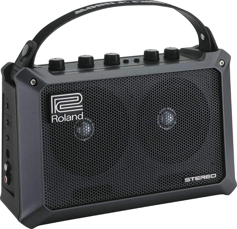 Roland MOBILE CUBE Battery-Powered Stereo PA System - PSSL ProSound and Stage Lighting