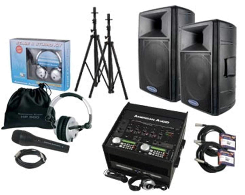 American DJ Complete DJ System - PSSL ProSound and Stage Lighting