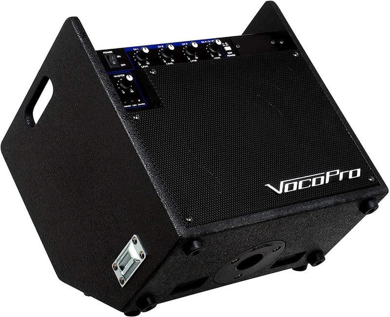 VocoPro MobileMan Karaoke Battery-Powered PA System - PSSL ProSound and Stage Lighting