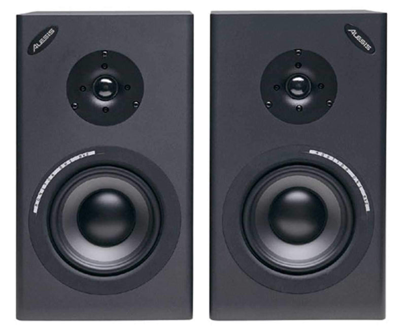 Alesis MONITOR-1-MK2 Studio Monitors (Pair) - PSSL ProSound and Stage Lighting