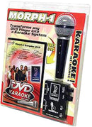 Priddis MORPH1 Dvd To Karoake Converter With Mic - PSSL ProSound and Stage Lighting