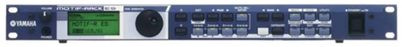 Yamaha MOTIF Rack Es Module - PSSL ProSound and Stage Lighting