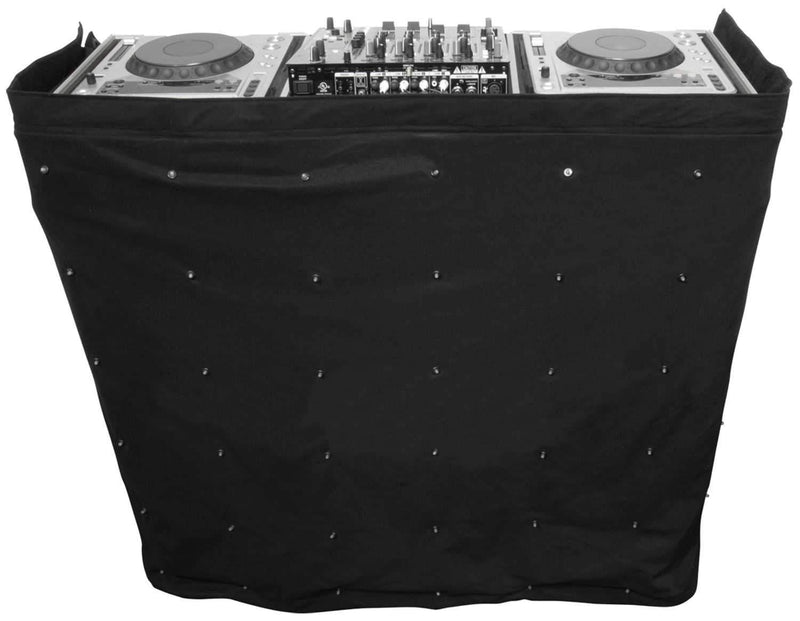 Chauvet DJ MotionFacade LED 4x6.6 foot Table Skirt - PSSL ProSound and Stage Lighting