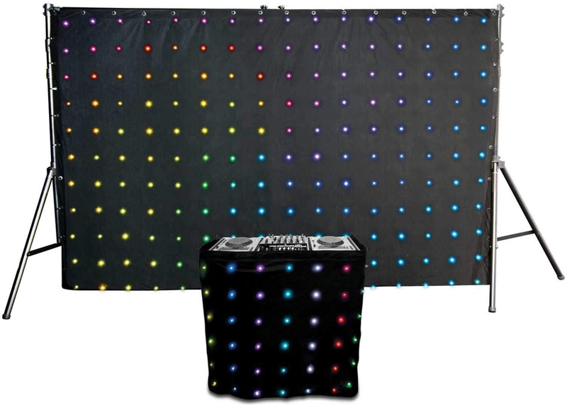 Chauvet MotionSet LED Backdrop & Facade Combo Pack - PSSL ProSound and Stage Lighting