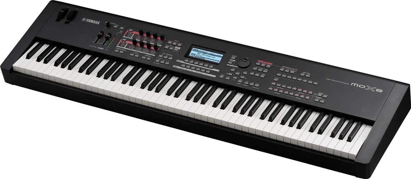 Yamaha MOX8 88-Key Gradded Hammer Action Synth - PSSL ProSound and Stage Lighting