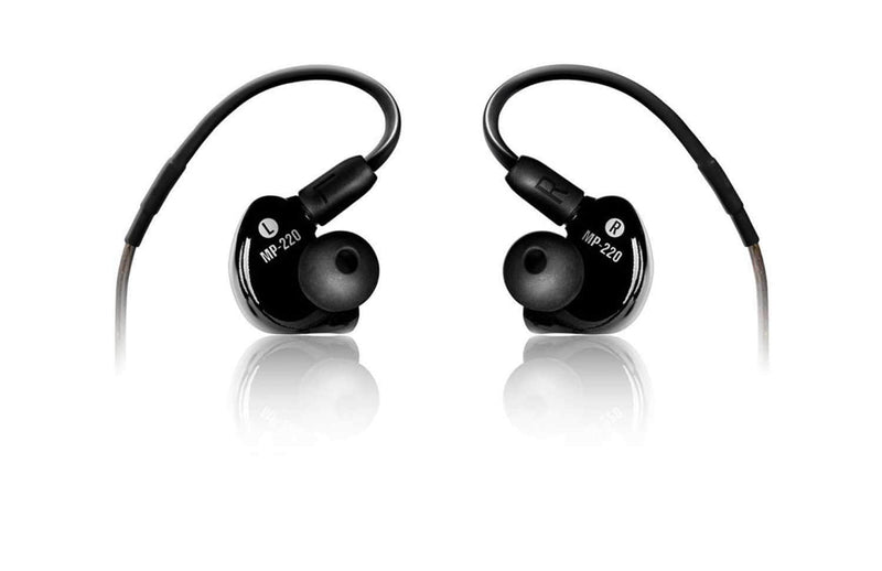 Mackie MP-220 Dual Dynamic Driver In-Ear Monitors - PSSL ProSound and Stage Lighting