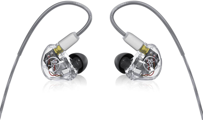 Mackie MP-460 Quad Balanced Armature In-Ear Monitors - PSSL ProSound and Stage Lighting