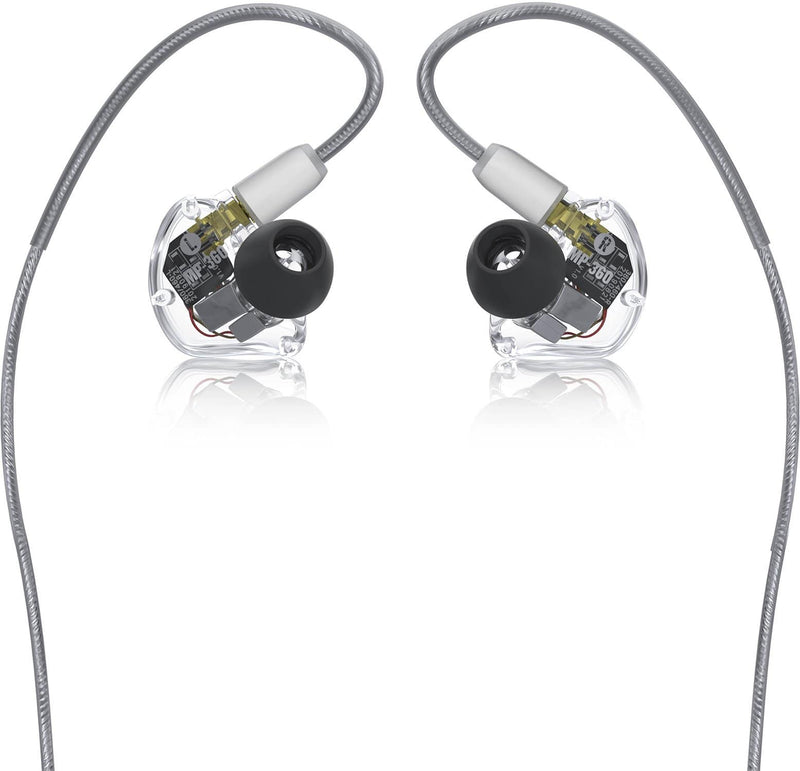 Mackie MP-360 Triple Balanced Armature In-Ear Monitors - PSSL ProSound and Stage Lighting