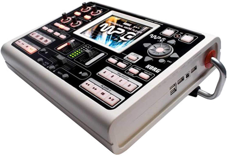 Korg MP10PRO Professional Media Player - PSSL ProSound and Stage Lighting