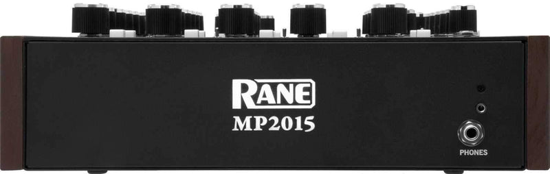 RANE MP2015 4-Channel Digital Rotary DJ Mixer - PSSL ProSound and Stage Lighting