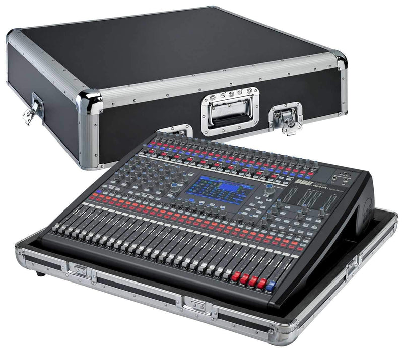 BBE MP24M 24-Channel Digital PA Mixer - PSSL ProSound and Stage Lighting