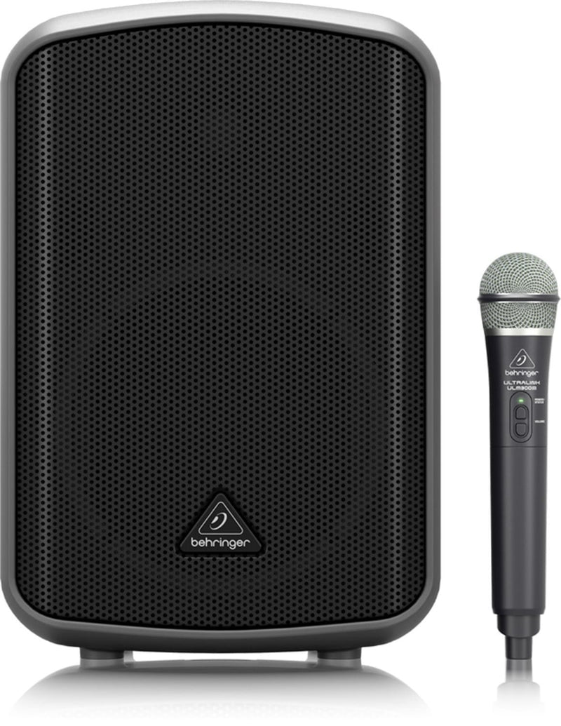 Behringer Europort MPA200BT Portable Battery-Powered Speaker with Wireless Mic - PSSL ProSound and Stage Lighting