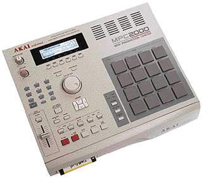 Akai Midi Production Sampler Center with 8 Output Ex - PSSL ProSound and Stage Lighting