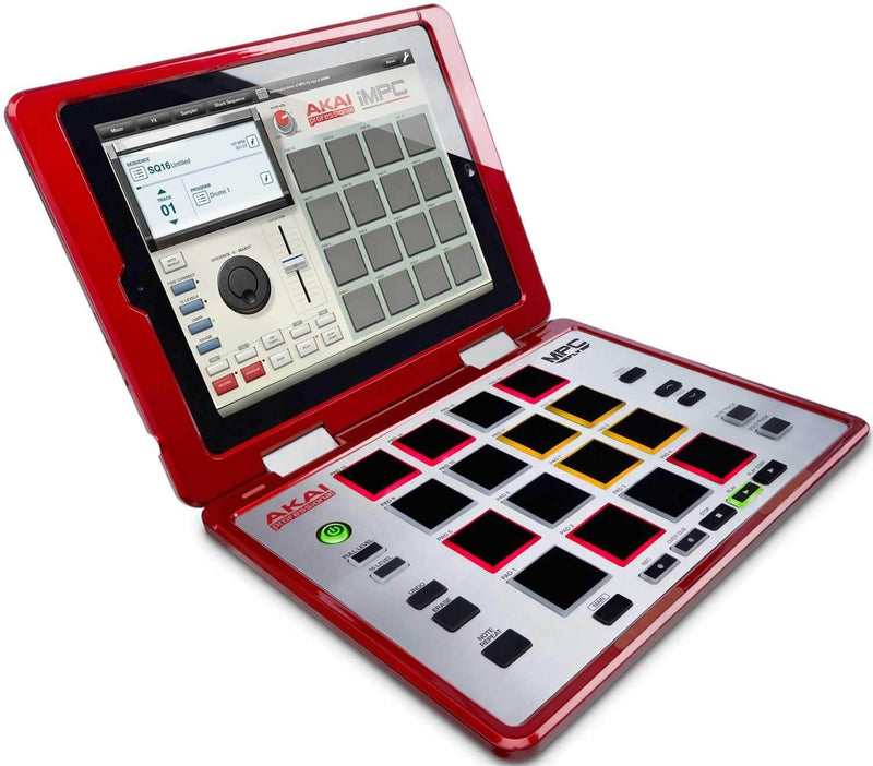 Akai MPC Fly iPad-Integrated MPC Controller - PSSL ProSound and Stage Lighting