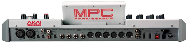 Akai MPC Renaissance Groove Production Controller - PSSL ProSound and Stage Lighting