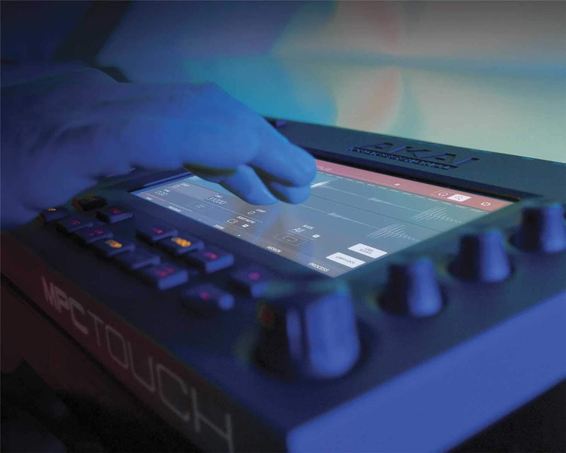 AKAI MPC Touch Multi-Touch Music Production Center - PSSL ProSound and Stage Lighting