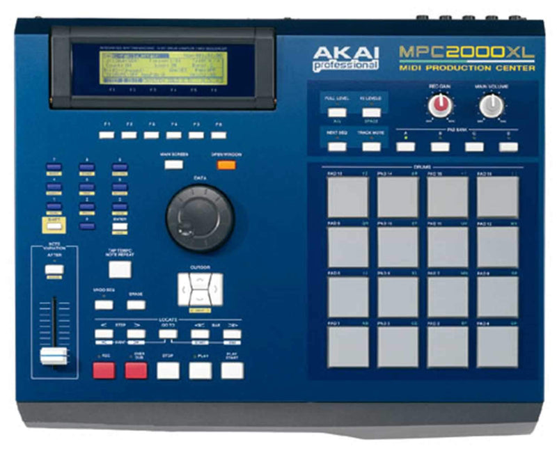 Akai Production Midi/Sampler with Memory Card Slot - PSSL ProSound and Stage Lighting