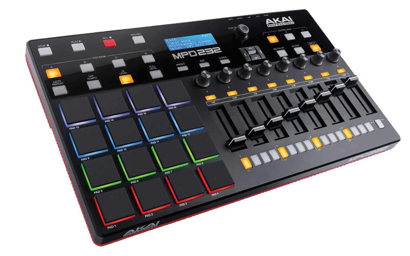 Akai MPD232 Midi USB Pad Controller - PSSL ProSound and Stage Lighting