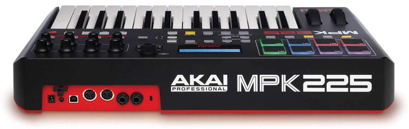 Akai MPK225 25-Key USB Midi Keyboard Controller - PSSL ProSound and Stage Lighting