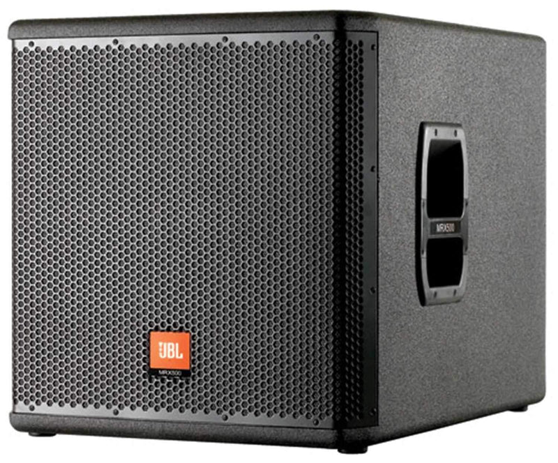 JBL MRX-518S 18-Inch Passive Subwoofer - PSSL ProSound and Stage Lighting