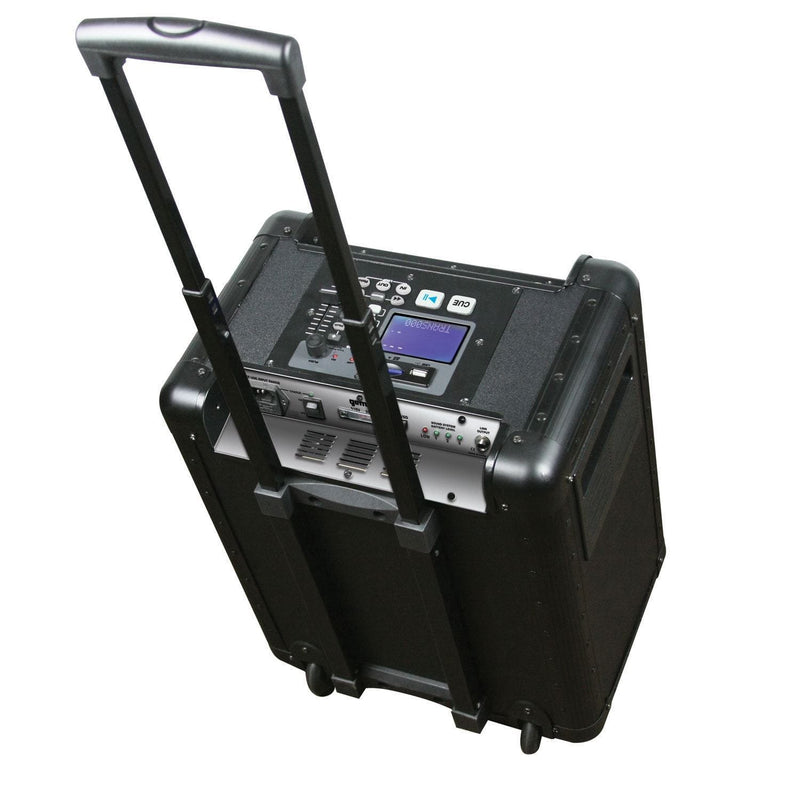 Gemini MS-USB Mobile PA System For USB / SD Card - PSSL ProSound and Stage Lighting