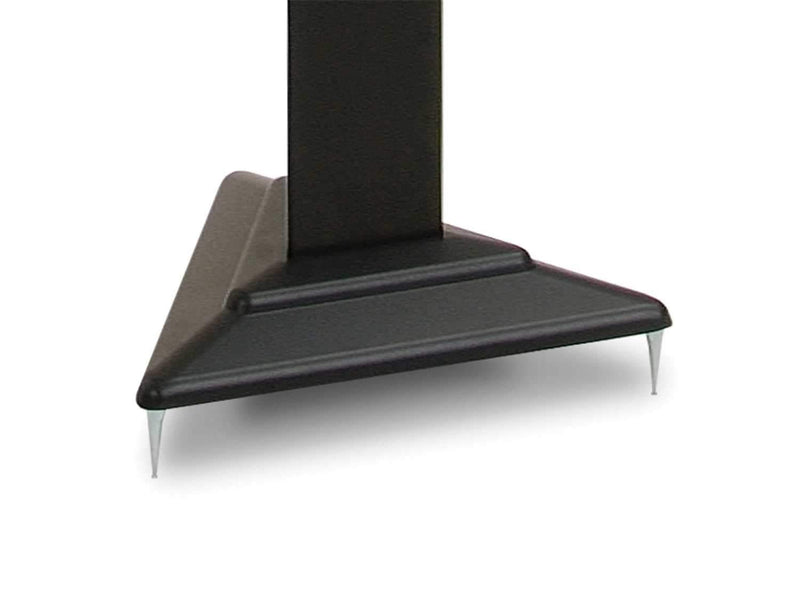 Ultimate MS45B2 45 In Monitor Stands Black (Pair) - PSSL ProSound and Stage Lighting