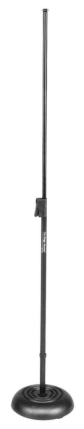 On-Stage MS7201QRB Quik Release Microphone Stand - PSSL ProSound and Stage Lighting