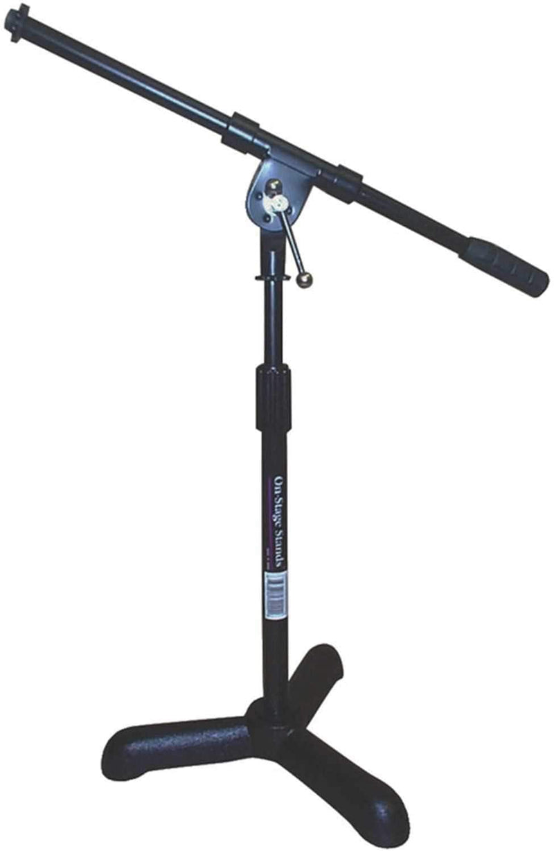 On Stage MS7311B Kick Drum Or Amp Stand with Boom - PSSL ProSound and Stage Lighting