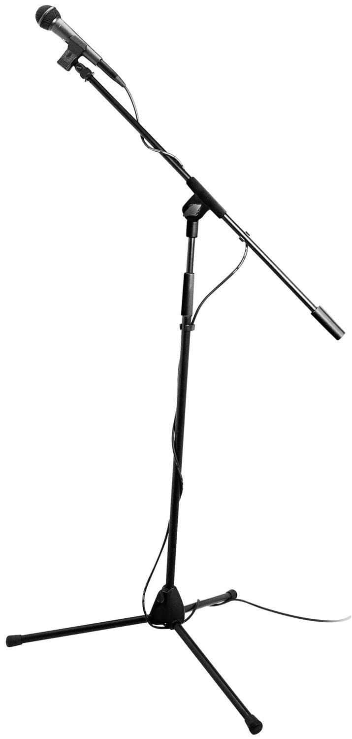 On Stage MS7510 Microphone Pro Pack with AS400 Mic - PSSL ProSound and Stage Lighting