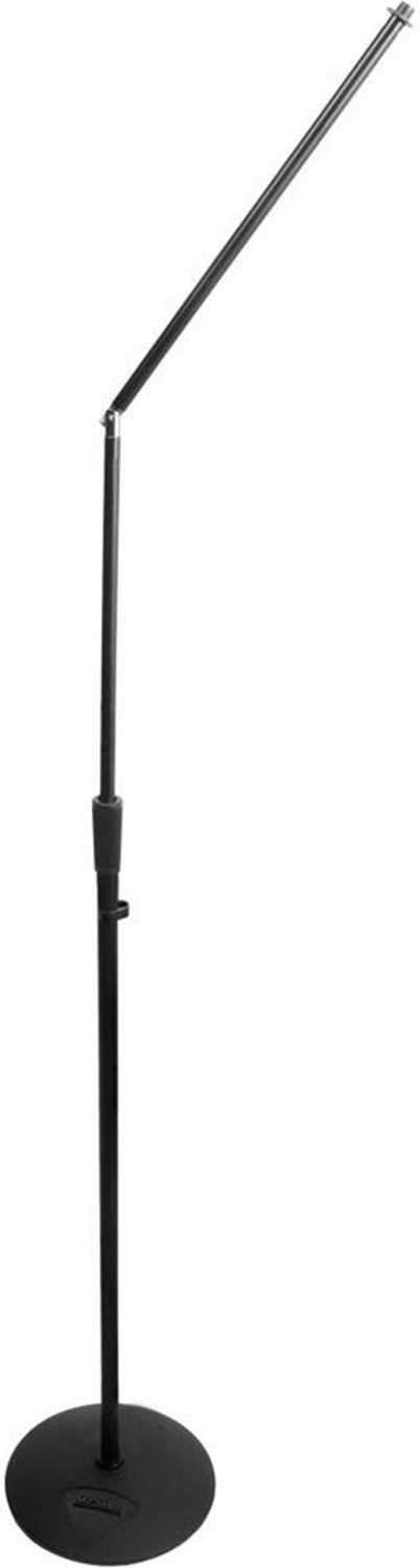 On-Stage Rocker-Lug 10in Base Mic Stand w Tilt - PSSL ProSound and Stage Lighting