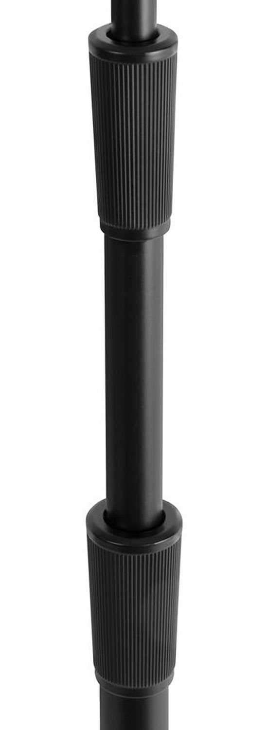 On-Stage MS9312 Three-Section Microphone Stand - PSSL ProSound and Stage Lighting