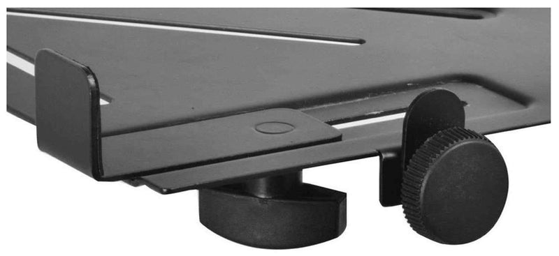On-Stage MSA5000 Laptop Mount for Mic Stand - PSSL ProSound and Stage Lighting