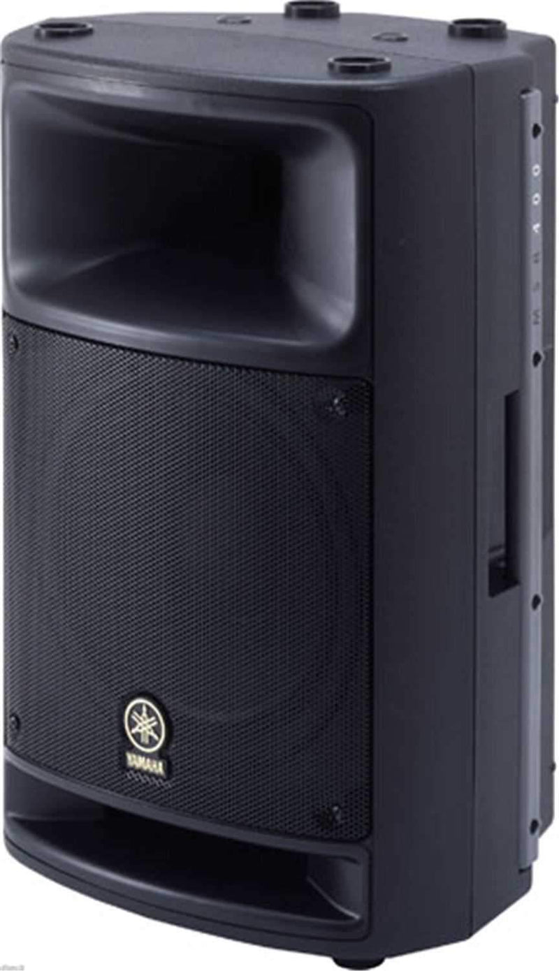 Yamaha MSR-400 12 In Powered Speaker 300 Watts - PSSL ProSound and Stage Lighting
