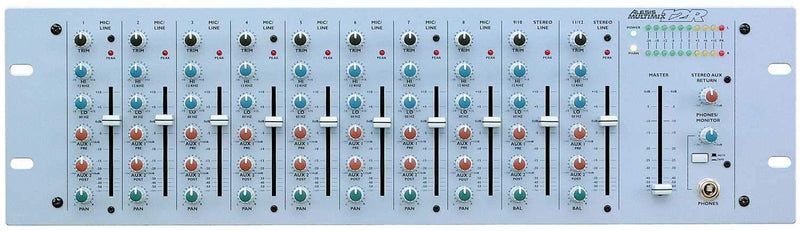 Alesis MULTIMIX-12R 12-CH Rackmountable Mixer - PSSL ProSound and Stage Lighting