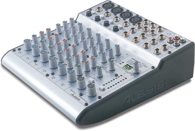 Alesis MULTIMIX 8 USB 1.0 8 Ch Mixer With Effects - PSSL ProSound and Stage Lighting